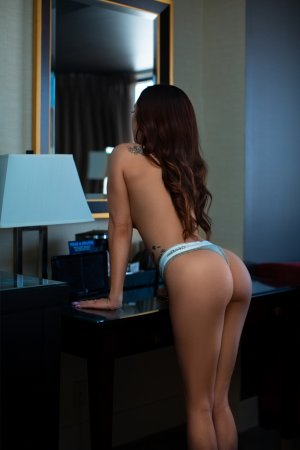 Haniya nuru massage in Pontiac