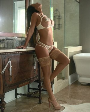 Syndel nuru massage in Palm Springs and escort girl