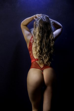 Grazielle tantra massage in Lemon Hill and escort