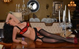 Fouleye erotic massage & escort girl