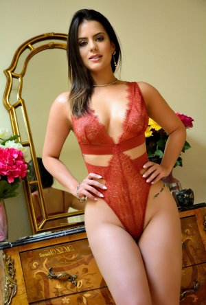 Seliane call girl in Sylacauga AL & thai massage